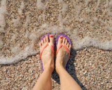 Parmak Arası Terlik Giymenin Zararları