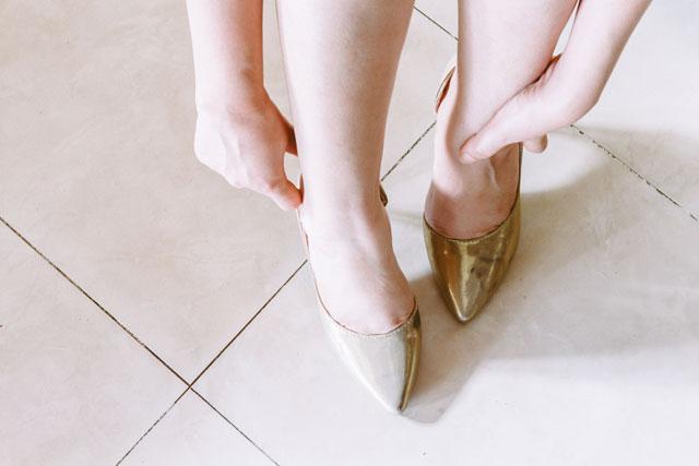 yazlık ayakkabılar: